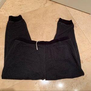 JCrew men's sweatpants